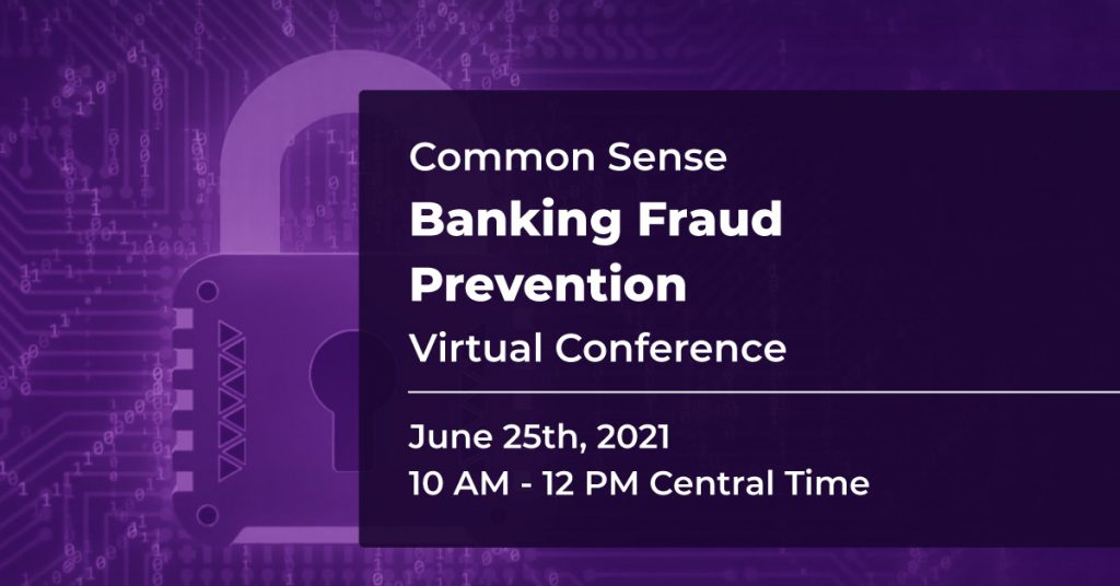 Banking Fraud Prevention virtual Conference | Common Sense