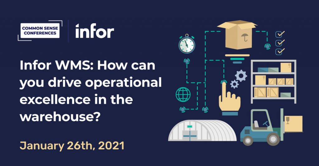 Infor WMS: How can you drive operational excellence in the warehouse