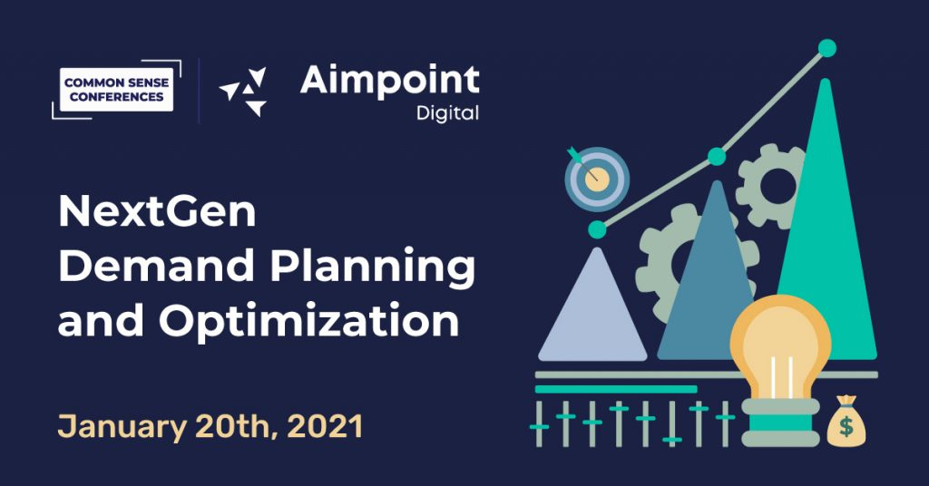 Aimpoint - NextGen Demand Planning and Optimization - Jan 20th, 2021