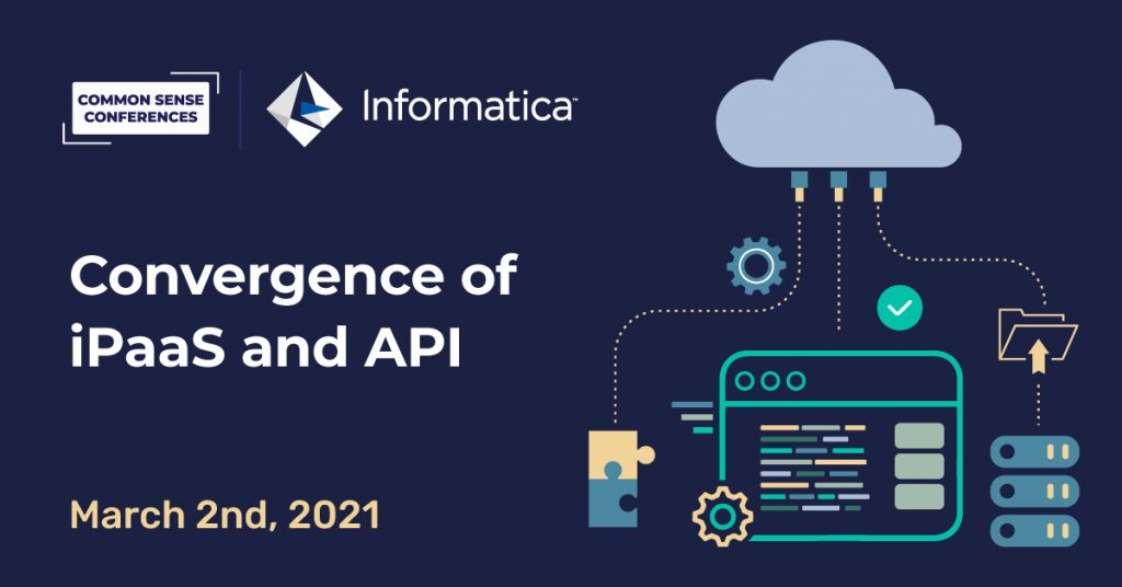 Informatica - Convergence of iPaaS and API