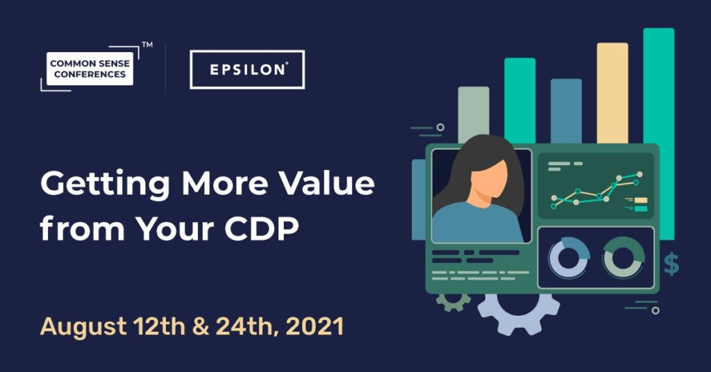 Epsilon - Getting More Value from Your CDP