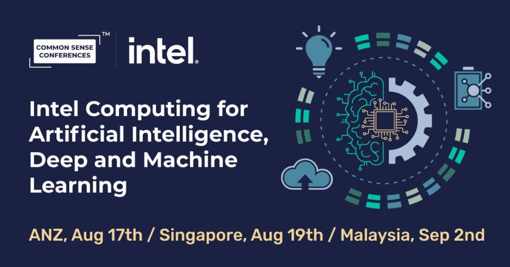 Intel Computing for Artificial Intelligence, Deep and Machine Learning