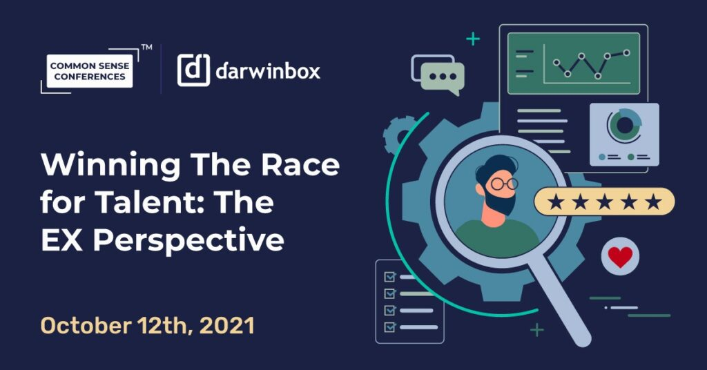 Darwinbox - Winning The Race for Talent: The EX Perspective