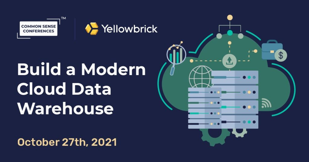 Yellowbrick - Build a Modern Cloud Data Warehouse