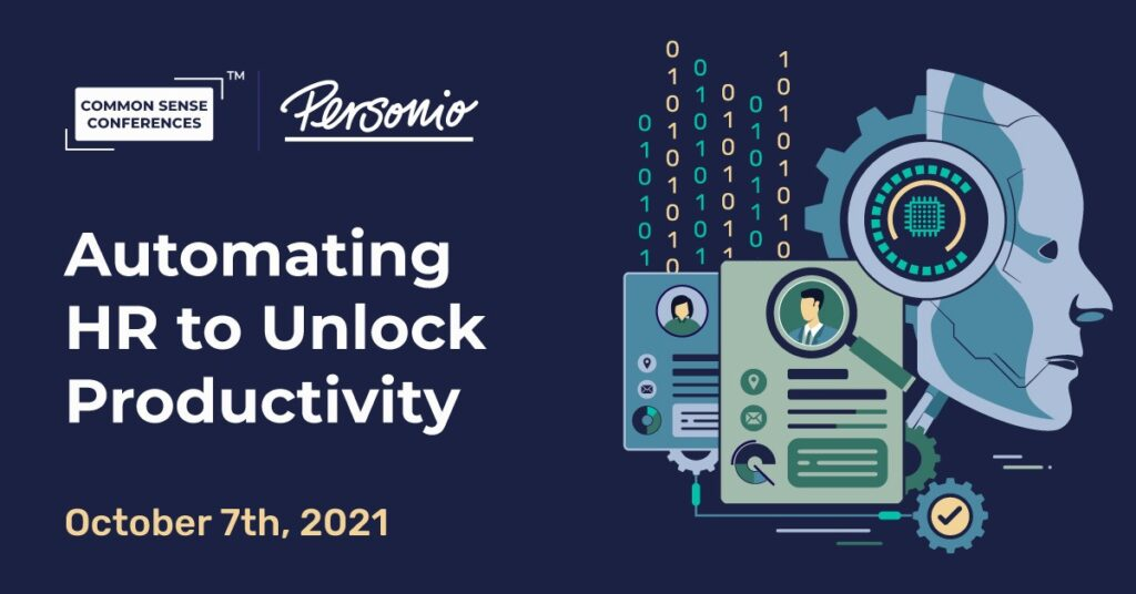 Personio - Automating HR to Unlock Productivity