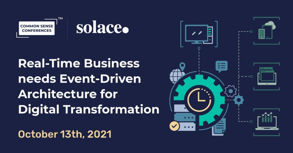 Real-Time Business needs Event-Driven Architecture for Digital Transformation