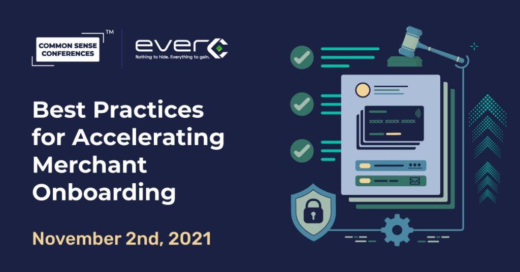 EverC - Best Practices for Accelerating Merchant Onboarding