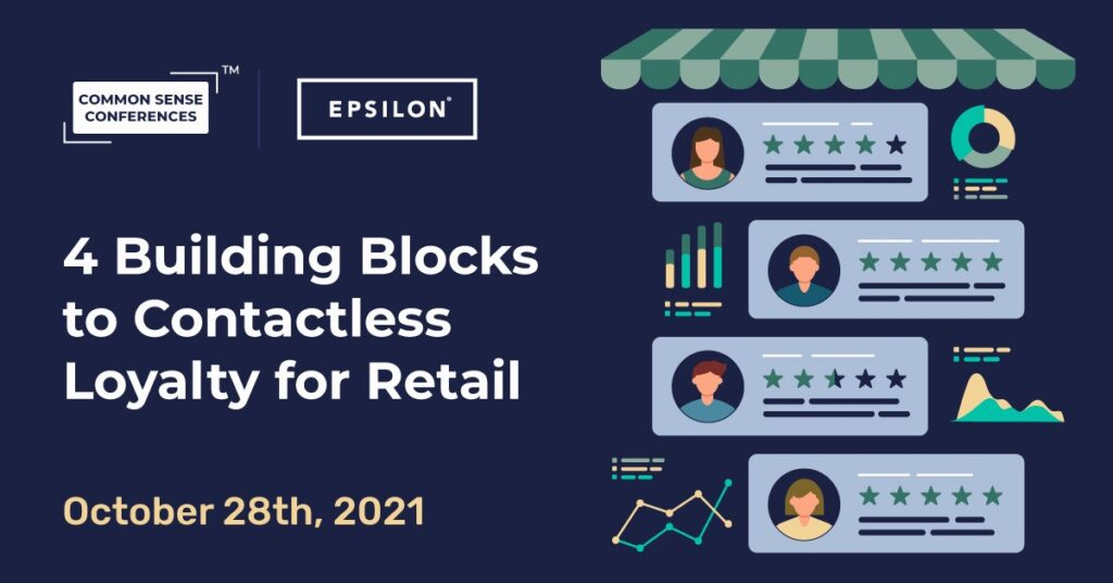 Epsilon - 4 Building Blocks to Contactless Loyalty for Retail