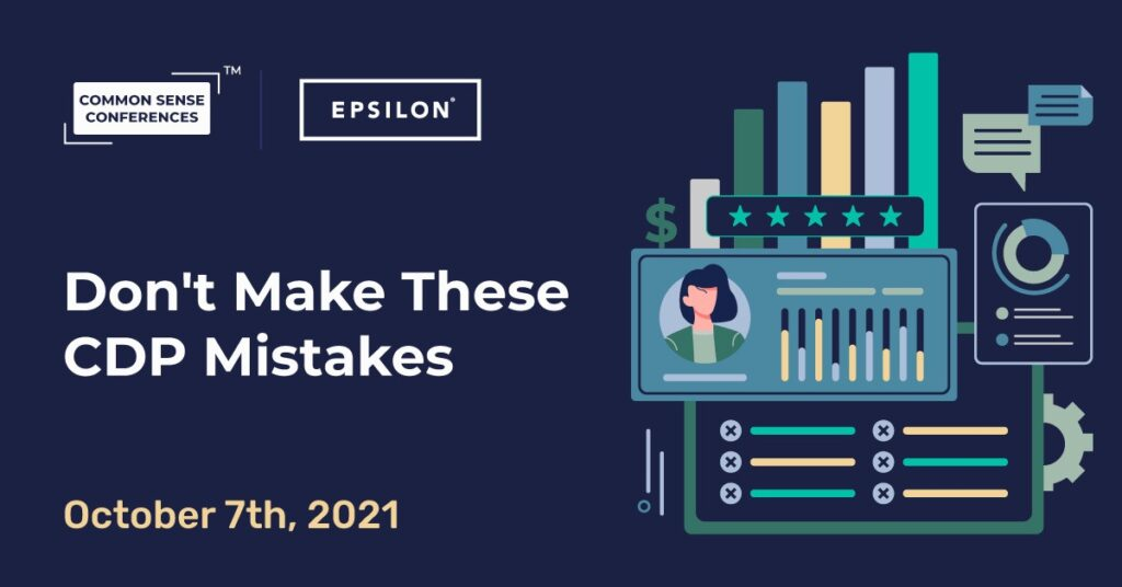 Epsilon - Don't Make These CDP Mistakes