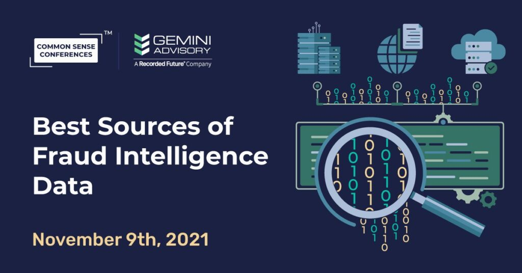 Gemini Advisory - Best Sources of Fraud Intelligence Data