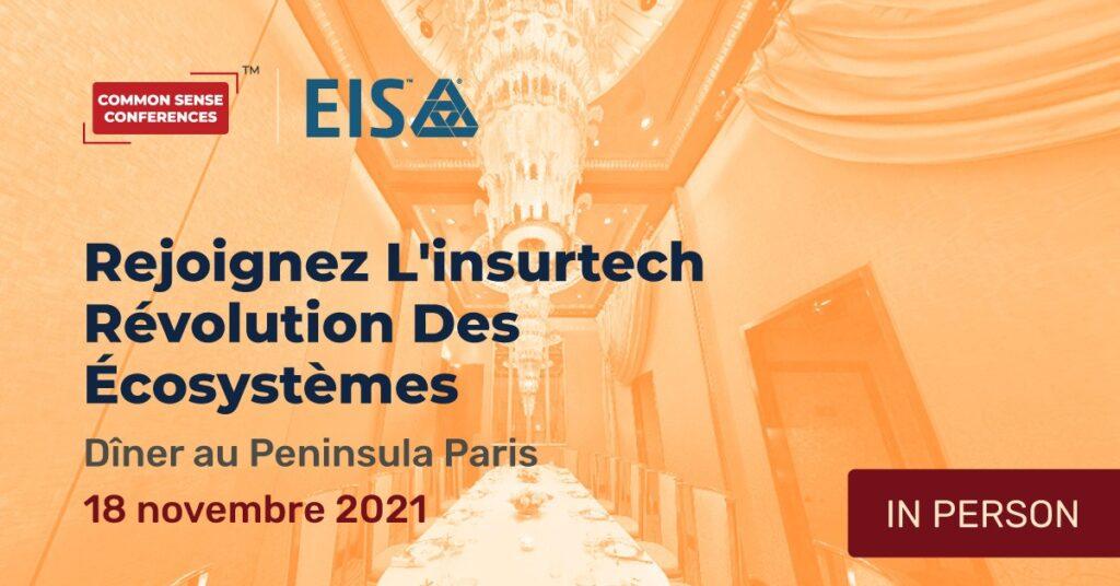 EIS - Rejoignez la révolution de l'écosystème Insurtech